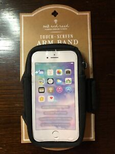 Oak and Reed Fashion Forward Fitness touch Screen arm band all phone types