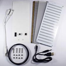 DIY Touch LED Digital Equalizer Musik Spektrum Sound Waves Kit Board 5V USB Q6H8
