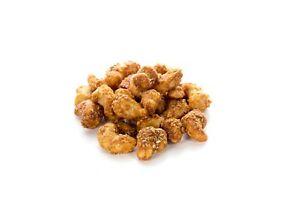 Sunburst Whole Cashew Nuts Honey Roasted, Premium Quality