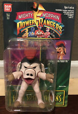 1994 MIGHTY MORPHIN POWER RANGERS-EVIL SPACE ALIENS: GOBBLING PUDGY PIG