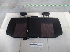 SCHIENALE SEDILE POSTERIORE SEAT IBIZA 1.2 B 5M 51KW (2009) RICAMBIO USATO