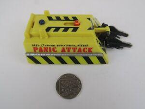 Panic Attack Robot Wars Vintage Pullback Retro Rare Toy BBC 2000 Logistix Kids