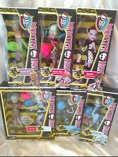 Monster High Skultimate Roller Maze Doll Lot NEW