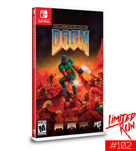 Switch Limited Run #102: DOOM: The Classics Collection presale