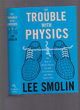 The Trouble with Physics (Rise of String Theory etc.), Lee Smolin, 2006 1st HC
