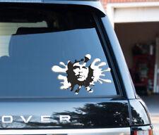 Che Guevara Ernesto flag Splat funny Decal Sticker Car, Van, Laptop, Doors