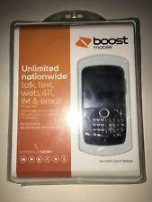NEW Motorola Theory WX430 - Boost Mobile - QWERTY Smart Phone - Prepaid CDMA
