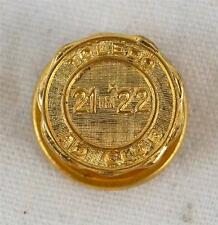 Vintage Bastian Brothers Toledo Ad Club 21 in 22 Tie Tack Pin