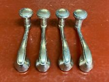 1934 1935 1936 1937 CADILLAC LASALLE INTERIOR DOOR WINDOW CRANK HANDLE SET (4)