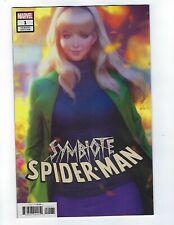 Symbiote Spider-Man # 1 Stanley ARTGERM Lau Variant NM Marvel