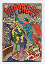 "Superboy #141- ""No Mercy For A Hero"" - 1967 (4.0) WH"