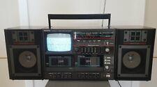 DAEWOO AV 310 - TV BOOMBOX GHETTOBLASTER VINTAGE POSTE RADIO CASSETTE