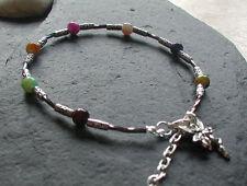 Chakra Beads Fairy Charm Anklet Ankle Bracelet Fantasy Festival Beach Anklet