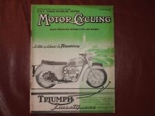 October Motorcycles Weekly Magazines