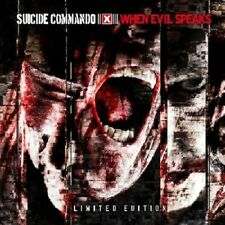 SUICIDE COMMANDO - WHEN EVIL SPEAKS (DELUXE DIGIPAK EDITION) 2 CD NEW+
