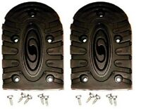 NEW DESIGN SKI BOOT REPLACEMENT SOLES HEELS  SALOMON 554732 12mm size 22 to 33.5