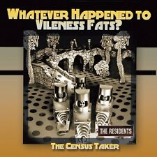 Whatever Happened to Vileness Fats?/The Census Taker by The Residents (CD, Jul-2014, Wienerworld)