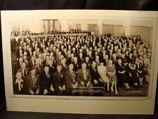 Croation Croatian Fraternal Union 6th Convention Sherman Hotel Chicago IL. 1943