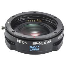Kipon Baveyes Auto Focus 0.7x Reducer Adapter Canon EOS Lens to Sony NEX E A6300