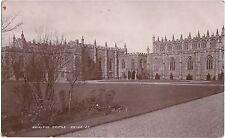 Durham postcard - AUCKLAND CASTLE 1908