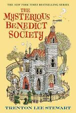 The Mysterious Benedict Society, Trenton Lee Stewart, Good Book