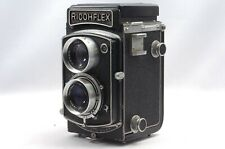 @ Ship in 24 Hours! @ Riken Ricohflex Dia 6x6 Medium Format TLR Camera 8cm f3.5