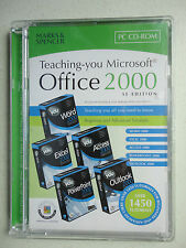 Marks and Spencer-la enseñanza que Microsoft Office 2000