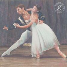 Giselle Dance Ballet Theatre Blank Birthday Greetings Card