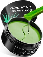Aloe Vera Gel Eye Mask (30 Pairs) Reduces Dark Circles and Puffiness