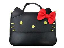 Loungefly Sanrio Hello Kitty Bow Cute Faux Leather Crossbody Purse Bag SANTB1597