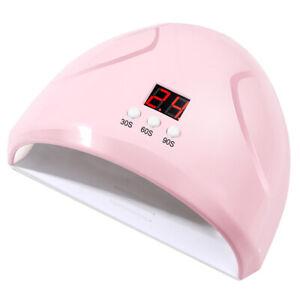 UV Nail Lamp 36W LED Gel Nail polish Acrylic Curing Light Professional Spa Tool
