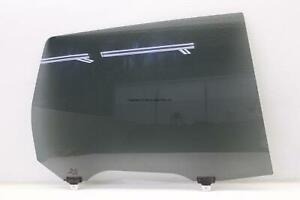 MITSUBISHI OUTLANDER GT 14 15 REAR RIGHT DOOR WINDOW GLASS PRIVACY TINT OEM