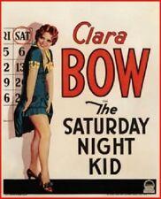 Saturday Night Kid - 1929 - Clara Bow Sutherland - Vintage b/w Pre Code Film DVD