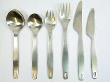 """GEORG JENSEN Cutlery - """"HOLIDAY 2"""" Design - 6 Piece Set"""