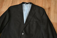 GENUINE MEN'S GANT Linen Blazer Jacket size 50 UK40