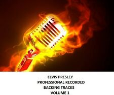 ELVIS PRESLEY PROFESSIONAL RECORDED BACKING TRACKS VOLUME 1
