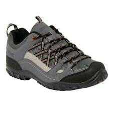 Calzado de hombre senderismo color principal gris sintético