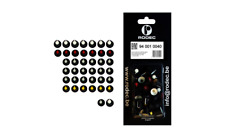 Rodec spare part: Rotary knobs replacement set for MX180 original and MX180MKIII
