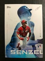 Nick Senzel 2019 Topps X Lindor Generational Icons Limited Online Exclusive RC