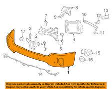 Chevrolet GM OEM 16-18 Silverado 1500-Bumper 84029812