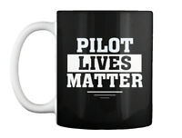 Pilot Lives Matter Gift Coffee Mug