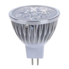 10X MR16 4W 4 LED Warmweiss Energieersparnis Spotlight Licht Lampe 12v Q4O5