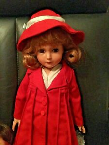 VINTAGE AMERICAN CHARACTER DOLL -   REPLICA DEWEES COCHRAN 'AMERICAN CHILD'