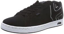 Scarpe Skate Etnies Fader Black White Grey 45 Ultimo Rimasto!