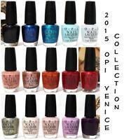 OPI Fall / Winter '**VENICE** Nail Polish Lacquer Collection *U PICK COLOR* New!