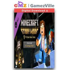 Minecraft: Story Mode - Adventure Pass DLC Steam Key PC Digital Download Code