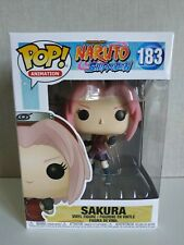 Funko Pop Sakura - Naruto Shippuden # 183 - Original - Pop Animation VER FOTOS