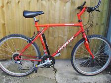Vintage Gt Outpost Triple Triangle Day glow  Retro Mountain Bike 90's