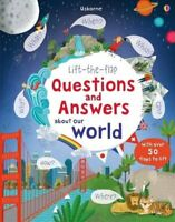 Lift-the-Flap Questions and Answers About Our World (Lift-the-Flap Questions & A