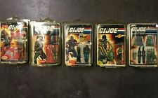 Gi Joe Funskool International Heroes Lot of 5 NIB Excellent Condition Vintage